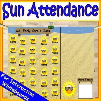 Attendance Chart Suns