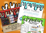Attendance Bundle Slime Theme