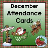 Attendance Cards | December