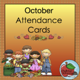 Attendance Cards | October