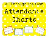 Attendance Charts For Every Season
