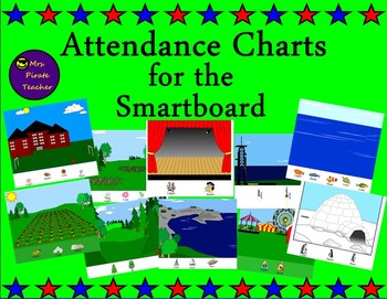 Attendance for the Smartboard