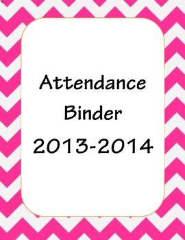 Attendance Cover 2013-2014