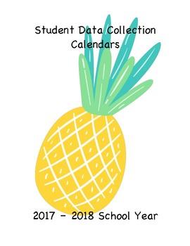 Attendance Data Collection - 6th Grade Math Common Core Homeschool