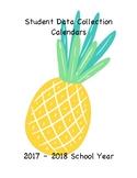 Attendance Data Collection - 6th Grade Math Common Core Ho