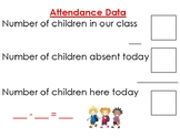 Attendance Data: Daily & Monthly