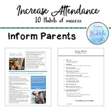 Attendance Flyer: Everyday On-Time