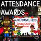 Attendance H.E.R.O. Editable Bundle