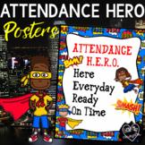 Attendance Hero Posters
