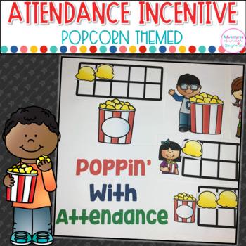 Attendance Incentive- Popcorn