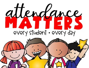 Attendance Matters Posters