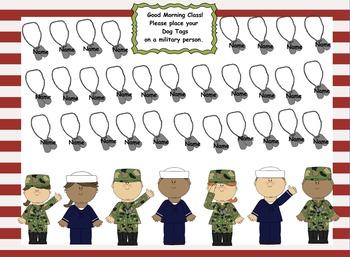 Attendance Military Interactive Promethean Board