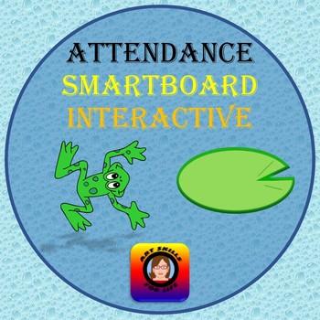 Attendance - SmartBoard Interactive