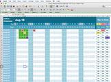 Smart Attendance Spreadsheet 2018-2019 (for Excel)