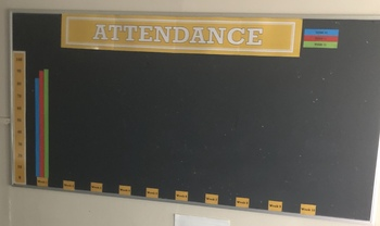 Attendance Tracking Display