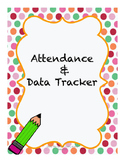 Attendance and Data Tracker for therapy