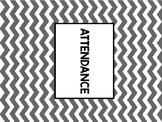 {{FREEBIE}} Attendance and Homework Tracker
