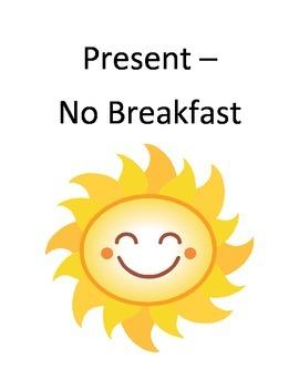 Attendance/Breakfast Posters