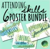 Attending Skills Classroom Posters