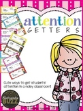 Attention Getters:  36 Fun Saying to Get Students' Attention