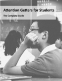 Attention Getters for your Classroom - The Complete Guide,