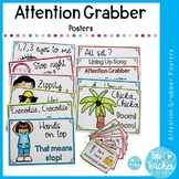Attention Grabber Posters/Cards