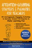 Attention Grabbing Starters & Plenaries