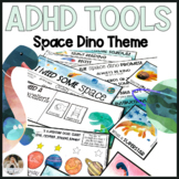 ADHD Behavior Charts for Focus and Attention