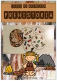 Attention game: Prehistory / Juego Atención: Prehistoria