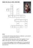 Attila the Hun Crossword