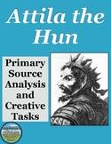 Attila the Hun Primary Source Analysis