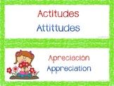 Attittudes