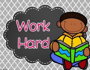 Attitude Aspirations for the Classroom