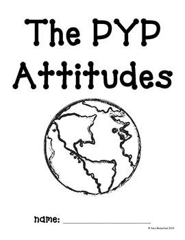 IB Attitude Booklet 2