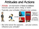 Attitude Formation PowerPoint