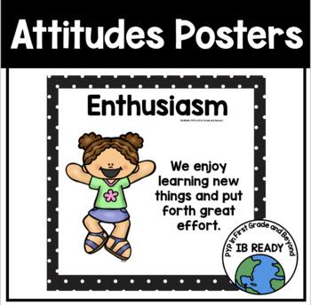 Attitude Posters