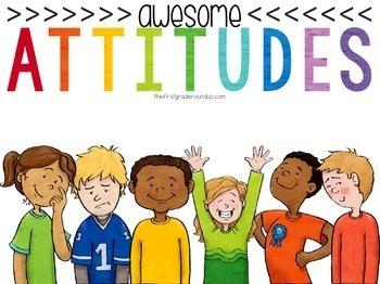 Attitude Anchor Charts and More