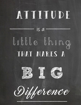 Attitude is a Little Thing pdf
