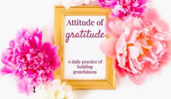 Attitude of Gratitude Bulletin Board Build a Daily Practice of Thankfulness