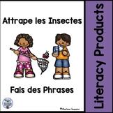 Attrape les Insectes, Fais les Phrases