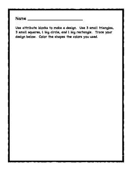 Attribute Block Design
