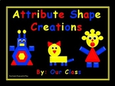 Attribute Shapes Class Book