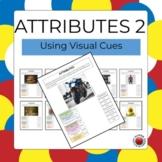 Attributes 2 - Using Visual Cues