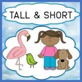 Opposites - Tall & Short Attributes