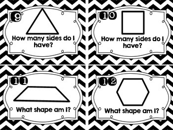 Attributes of Shapes FREE 1.G.A.1