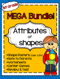 Attributes of Shapes-MEGA Pack!