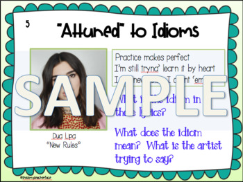 Attuned to Idioms
