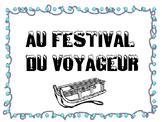 Au Festival du Voyageur