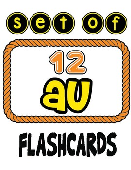 Au Flashcards