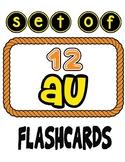 Au Flashcards